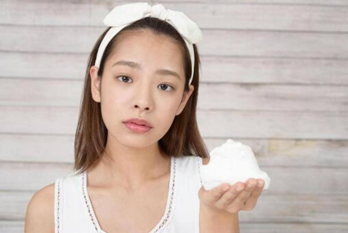 バルクオム洗顔ネットと市販洗顔ネットを比較してみました