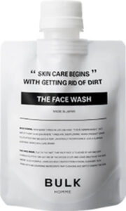 バルクオム洗顔料