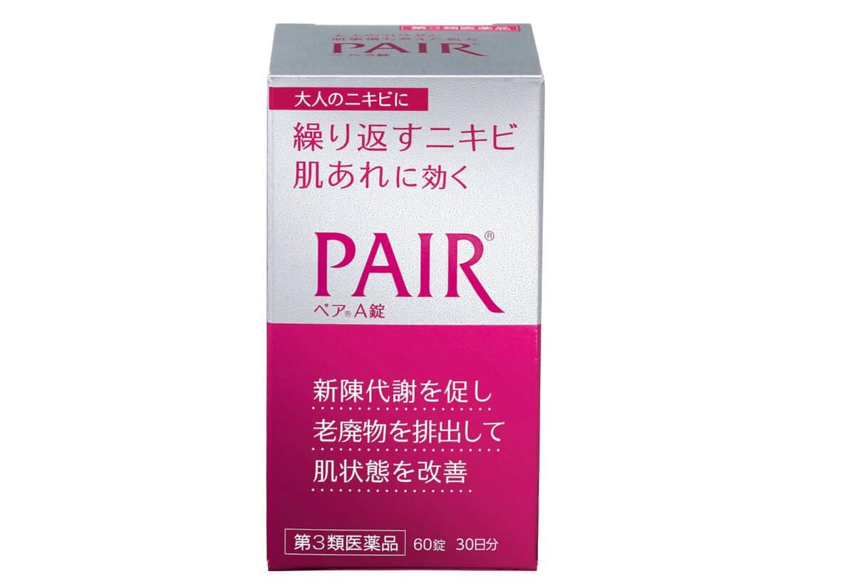 ペアA錠がニキビや肌荒れの症状緩和に期待できる仕組み